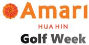 Amari Hua Hin Golf Week